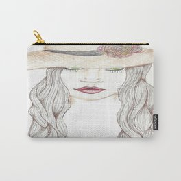 Fashion Hatter Carry-All Pouch