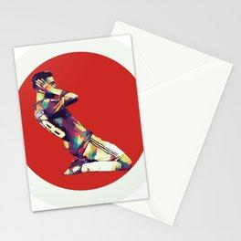 Bruno Fernandes on WPAP Pop Art Stationery Cards
