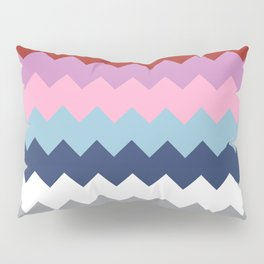 Map Quilt Pillow Sham
