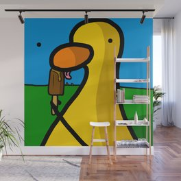Ice Cream Licks | Veronica Nagorny  Wall Mural