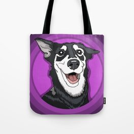 Portrait of a Lady Bird Tote Bag