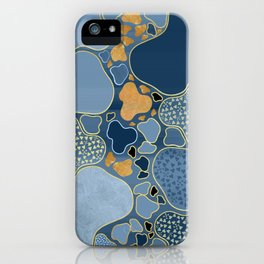 My Blue Imaginary Ceiling iPhone Case