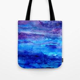 Spiritual Realm - Fantasy Acrylc painting Tote Bag