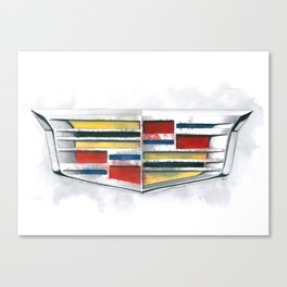 Cadillac #1 Canvas Print