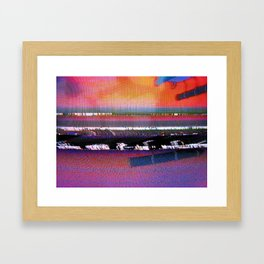 x01 Framed Art Print