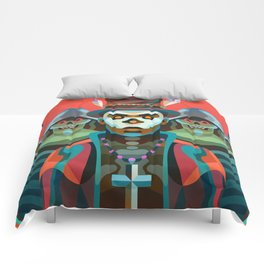 Baron Samedi Comforters