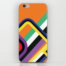 60s Geometric Shapes iPhone & iPod Skin
