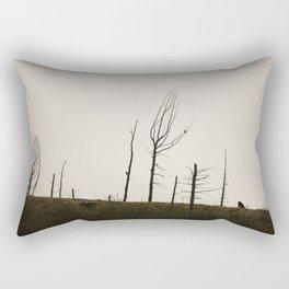 Black Bear Ridge Alaska Rectangular Pillow