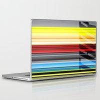 thor Laptop & iPad Skins featuring Thor by Jordan Creative