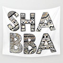 SHABBA Wall Tapestry