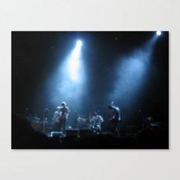Alexandra Palace band Canvas Print