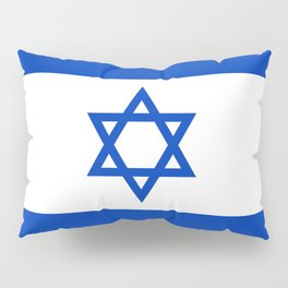 Flag of Israel Pillow Sham
