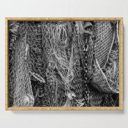 Fishing Nets Serving Tray