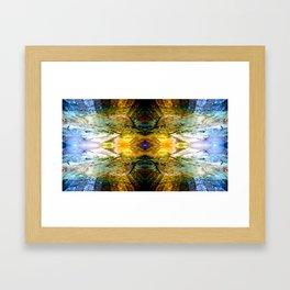 God's eye Framed Art Print