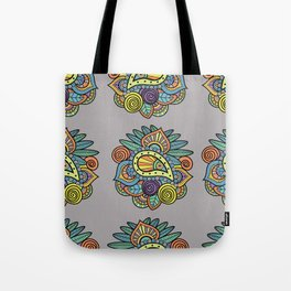 Indian style art Tote Bag