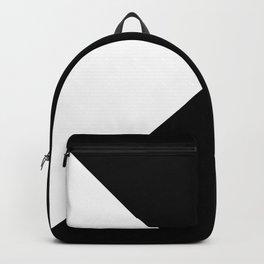 CLEAN (BLACK-WHITE) Backpack