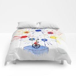 Cyclojuggler Comforters