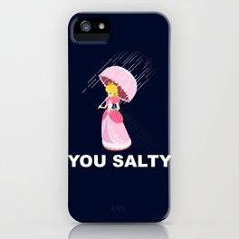 Salty iPhone Case