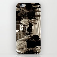 New York City _Rush hour iPhone & iPod Skin