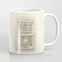 The Night Gardener - William Coffee Mug