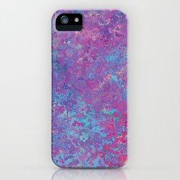 Acid Wash iPhone Case