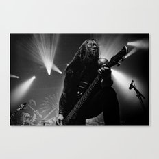 Machine Head ANALOG zine Canvas Print