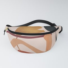 Gracefully Resting Fanny Pack