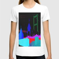 istanbul T-shirts featuring Istanbul by Duru Eksioglu