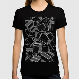 The Book Pile T-shirt