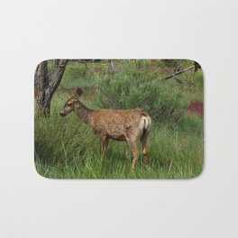 Breakfast At Mesa Verde Bath Mat