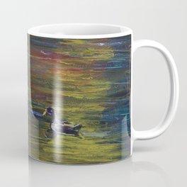 Three Ducks in a Row Coffee Mug