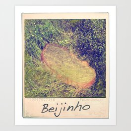 beijinho Art Print