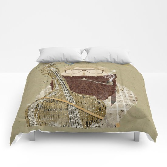 evenings sonnet Comforters
