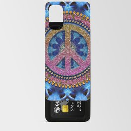 Groovy Hippie Love Mandala Android Card Case