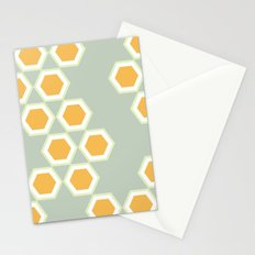 Moroccan Style Orange. Stationery Cards