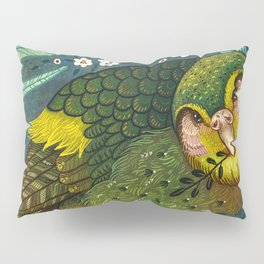 Kakapo Pillow Sham