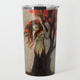 Fall Dryad Travel Mug