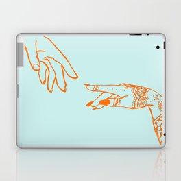 Henna hands Laptop & iPad Skin