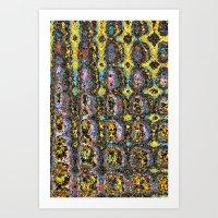 mod Art Prints featuring Mod by Stephen Linhart