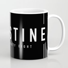 Palestine x Minimalist Coffee Mug