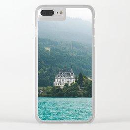 Iseltwald Switzerland Clear iPhone Case