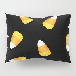Candy Corn Pillow Sham
