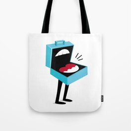 Express your desires Tote Bag