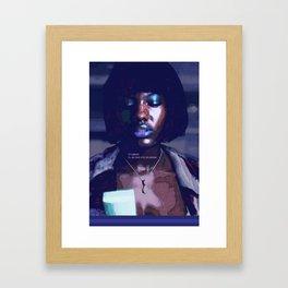 BELLY - Kisha Framed Art Print