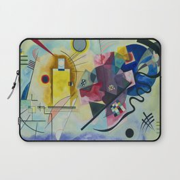 Wassily Kandinsky Geometric Composition Laptop Sleeve