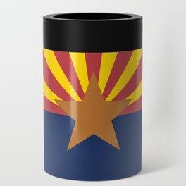Flag of Arizona Can Cooler