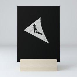 Triangle Mini Art Print