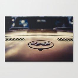 Stingray Canvas Print