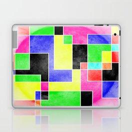 Colour Pieces Laptop & iPad Skin