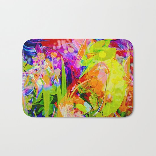 Abstract - Perfektion 91 Bath Mat